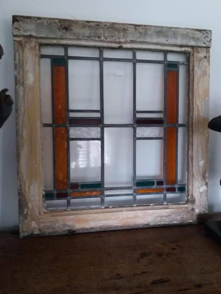 Prachtig Glas In Lood Raampje Webshop Decobyjo Decoratie Huis En Tuin